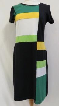 Kjole i colour block Onion 2001