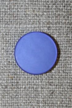 Rund knap lavendel/lilla, 15 mm.