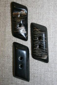 Horn-knap aflang 2 huls