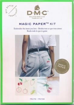 Magic Paper Kit - Frugter
