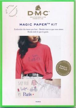 Magic Paper Kit - Paris