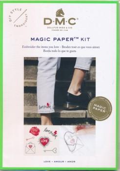 Magic Paper Kit - Love Struck