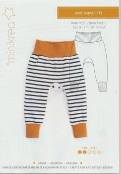 111 Minikrea Baby Bukser