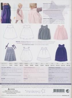 50002 Minikrea kjole