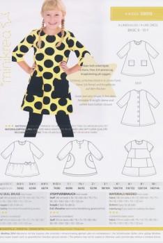 50010 Minikrea A-kjole