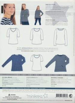 70227 Minikrea T-shirt voksne