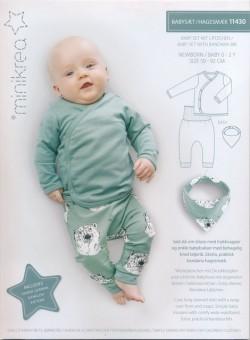 11430 Minikrea Babysæt med hagesmæk