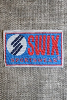 Swix sportswear blå/rød/hvid