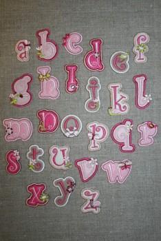 Bogstaver til påstrygning, pige R