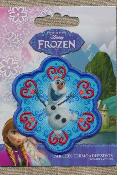 Disney Frost, blomst/rund Olof