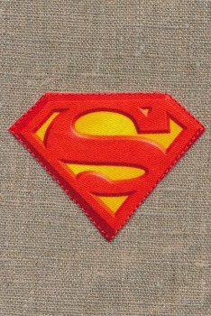 Motiv Superman logo