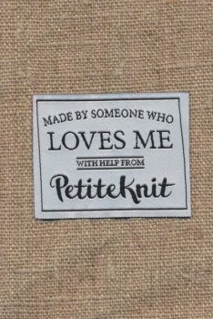 Motiv PetiteKnit - Made by someone who loves me
