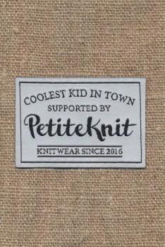 Motiv PetiteKnit - Coolest kid in town