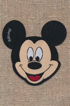 Motiv med Mickey hoved