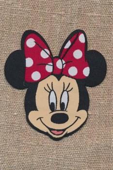 Motiv med Minnie hoved