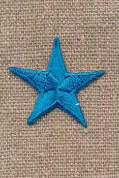 Stjerne i turkis