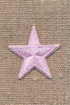 Stjerne i babylyserød