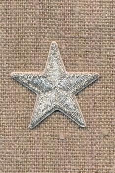 Stjerne i sølv