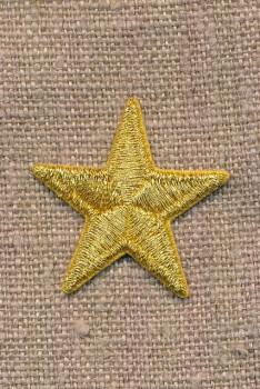 Stjerne i guld