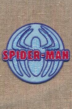 Mærke rundt med spiderman