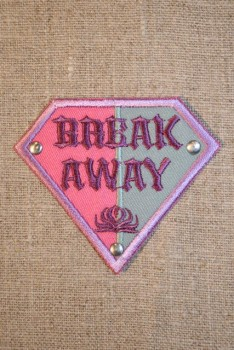 Lilla/pink Break away
