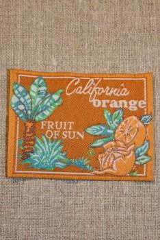 Mærke California orange