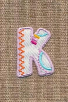 K - Bogstaver til påstrygning