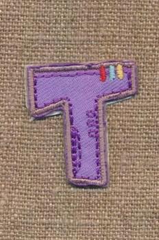 T - Bogstaver til påstrygning
