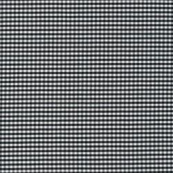 Bengalin ternet i hvid og sort