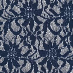 Rest Strækblonde mørkeblå, 70 cm.