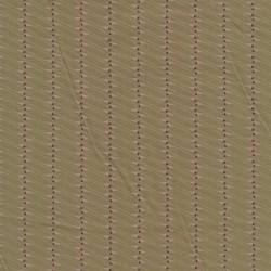 Oliven bomuld m/lille mønster