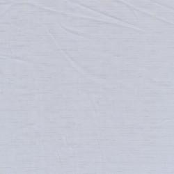 Rest Bomulds-voil lysegrå m/struktur-80 cm.
