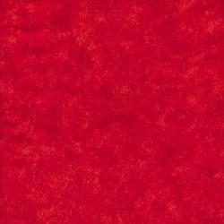 Bomuld batik i rød