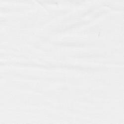 100% bomuld økotex i hvid