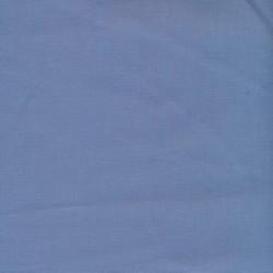 100% bomuld økotex i støvet lyseblå/denim