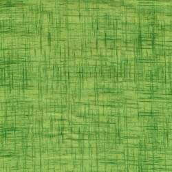 Bomuld meleret i lysegrøn og grøn
