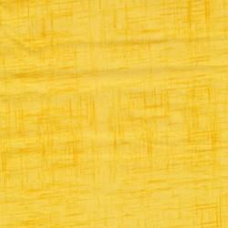 Bomuld meleret i lysegul og gul