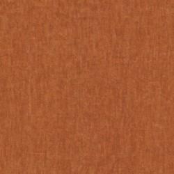 Bomuld meleret i brændt orange og rust