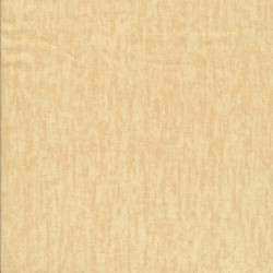 Bomuld meleret i lys gul og korngul