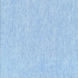 Bomuld meleret i lyseblå og babylyseblå