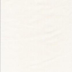 100% bomuld økotex i knækket hvid