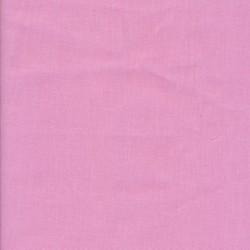100% bomuld økotex i støvet lyserød/syren