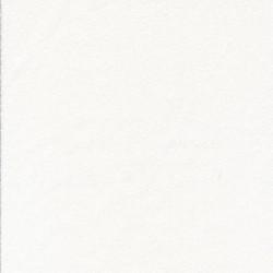 Bomuld m/blomster i hvid/hvid