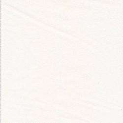 Bomuld m/blomster i offwhite/knækket hvid