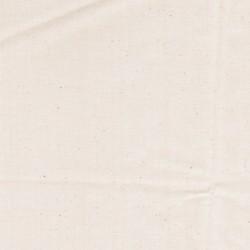 Rest Lagenlærred ubleget ca. 100 - 120 cm. med lidt pletter/skjolder