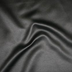 Rest Mørklægnings-stof i sort, 45 cm.