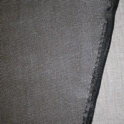 Rest Stof til fluenet/insektnet, sort,75 cm.
