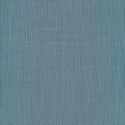 Møbelstof 2-farvet med stribe mønster i aqua og lya aqua