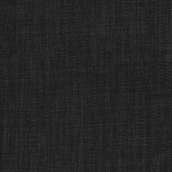 Meleret møbelstof i koksgrå og sort