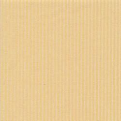 Kraftig bomuld/polyester i stribet sildeben i off-white og lysegul